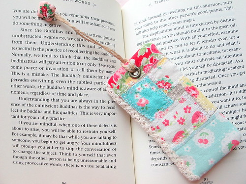 new bookmark for new book | by zakkaart