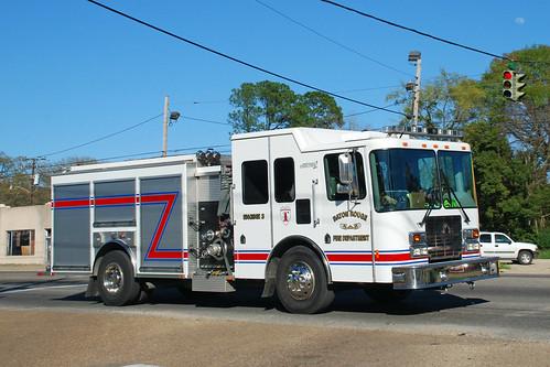 Baton rouge fire dept ferrara intruder pumper in baton for Department of motor vehicles baton rouge la