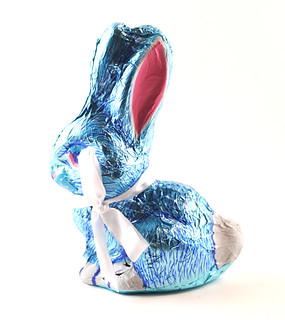See's Chocolate Bunny | by princess_of_llyr