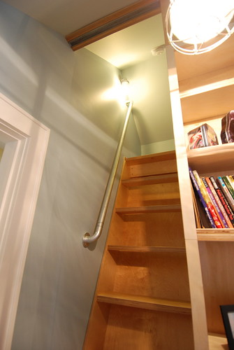 Loft Railing | by Simplified Building Concepts