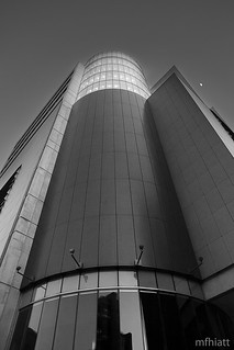 Davis Brown Tower © 2012 Michael F. Hiatt | by mfhiatt