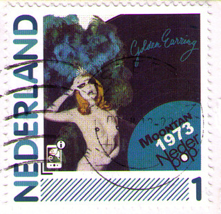 Golden Earring / Moontan stamp from the Netherlands | by Missive Maven
