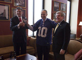 Super Bowl Bet 2012 (3) | by Senator Charles E. Schumer