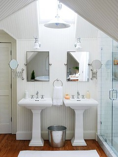 skylights in bathrooms | by The Estate of Things