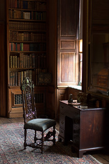 Dyrham House. The chair. | by Vibrimage