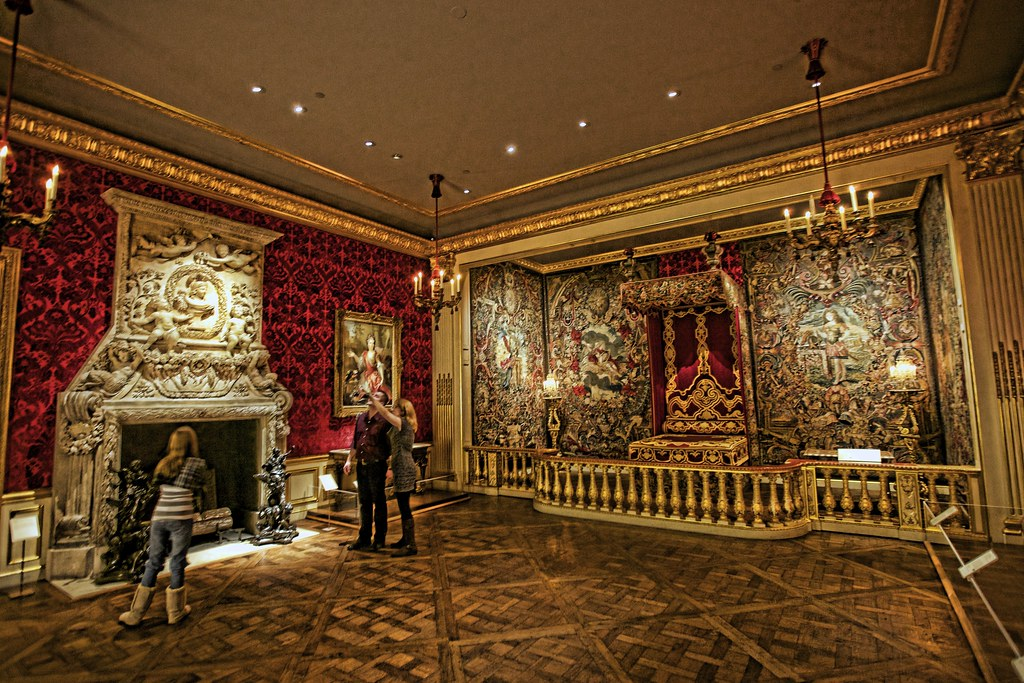 State Bedroom in the Style of Louis XIV. | This gallery is f… | Flickr