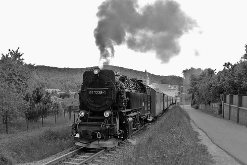 Harz Steam Loco 99 7238 in Action | by garstangpost.t21