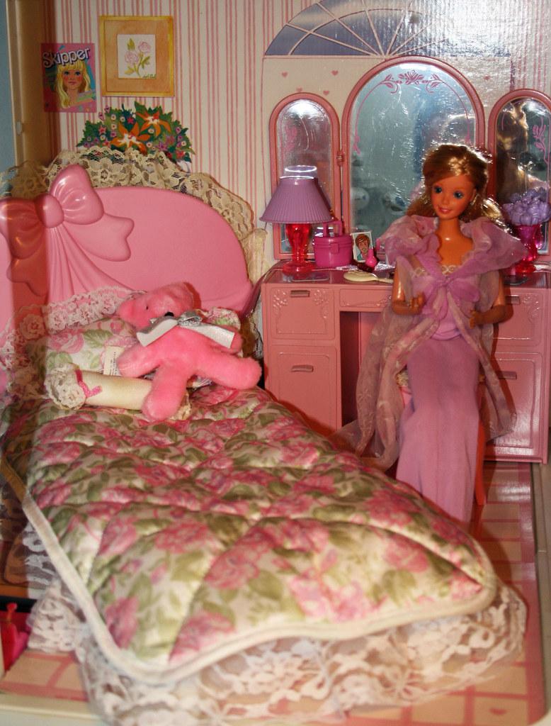 camera-da-letto | Barbie 80 Collector2 | Flickr