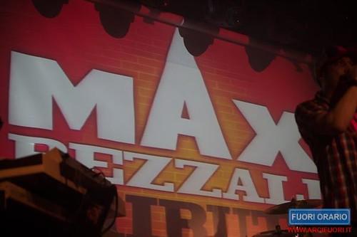27/04/2013 MAX PEZZALI TRIBUTE al Fuori Orario