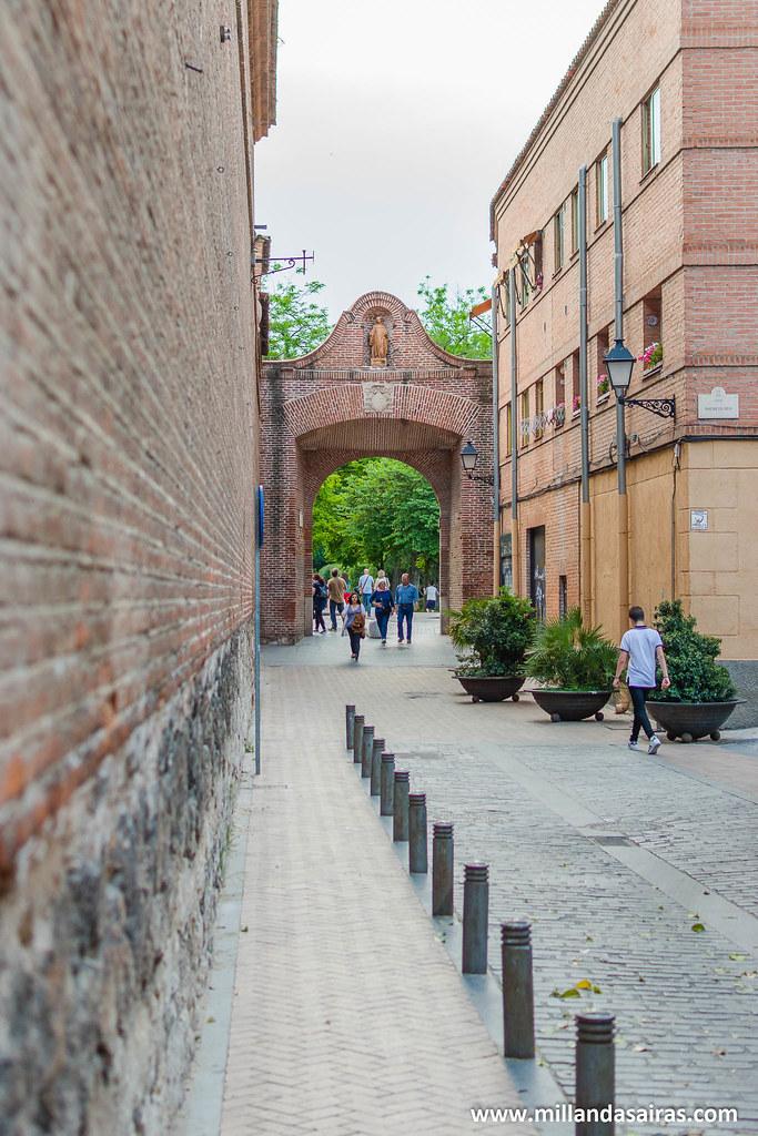 Puerta de San Bernardo