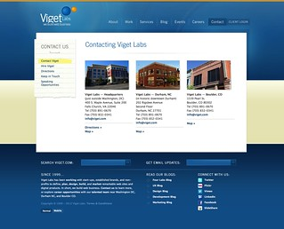 Contact Us | Viget Labs | We Build Web Business | by Viget Labs