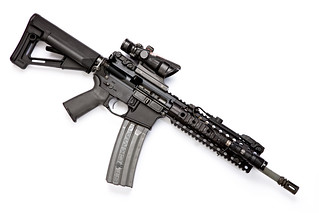 "Centurion Arms 12.5 w/ 10"" C4 rail 