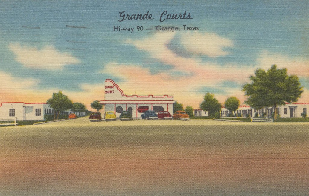 Grande Courts - Orange, Texas