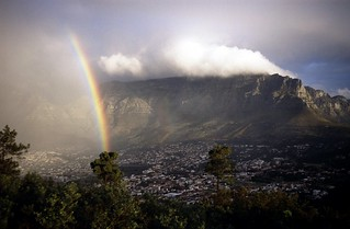 Cape Town / Table Mountain after the storm (1990) | by Proteus250245