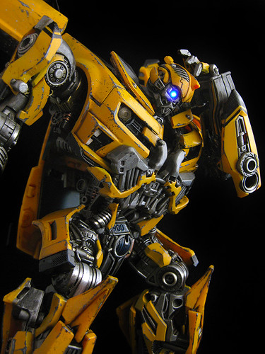 Ultimate Bumblebee (v2) (close up 1) | by frenzy_rumble