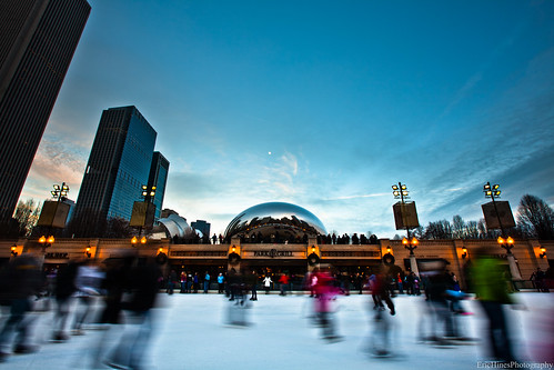 Millennium Ice Rink (Explore) | by Eric Hines Photography