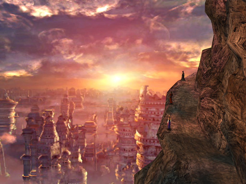 Final Fantasy X FFX HD Wallpaper Set17 Mt Gagazet 2 29