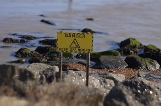 Warning Pebbles | by Grooover