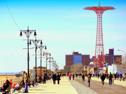 New York. Brooklyn, Coney Island | by dimaruss34