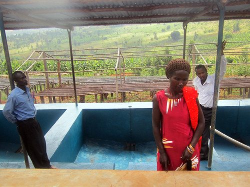 Cooperative Vice President With New Washing Station | by UN Women Gallery