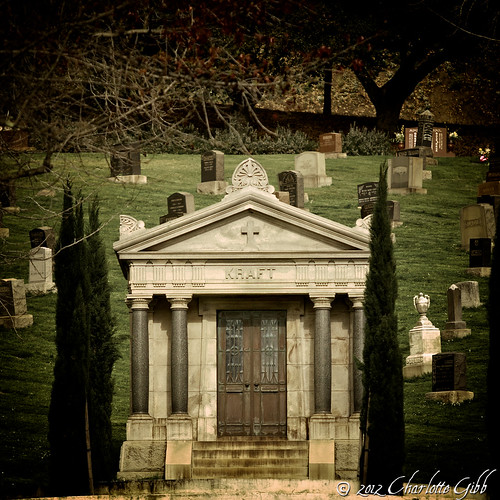 Piedmont Cemetery | by Charlotte Hamilton Gibb