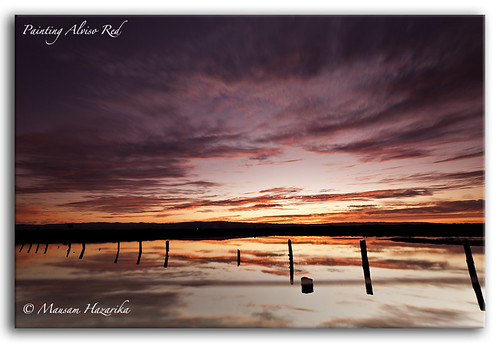 Painting Alviso Red | by hazarika