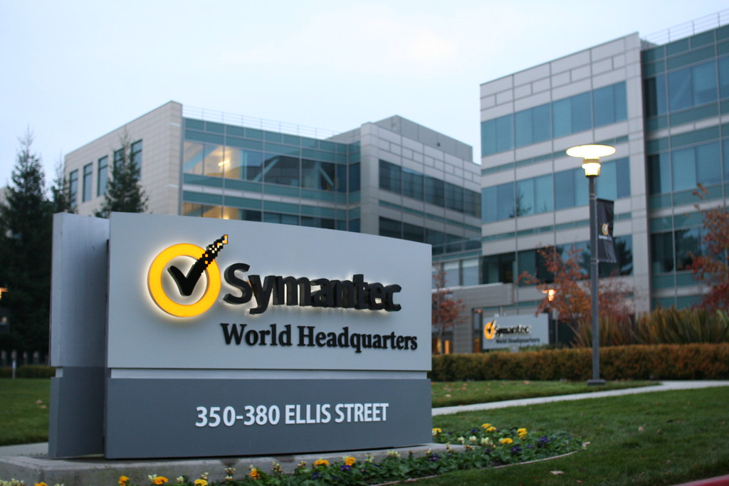 Image result for symantec, mountain view, photos