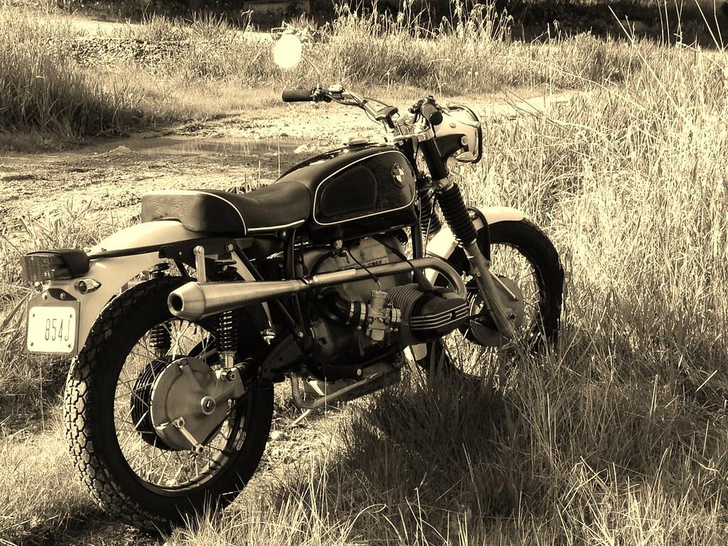 1970 Bmw R75 5 R100s Scrambler Off Road