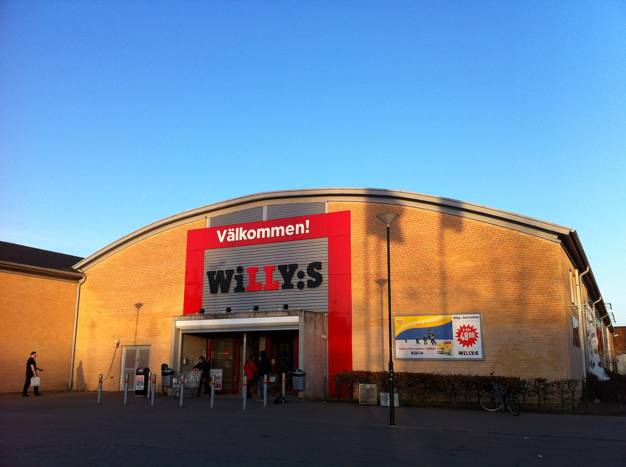 Willys butik