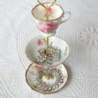 Wedding Cake Plate Stands