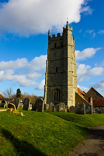 St. Mary's Church, Carisbrooke | by VCD.