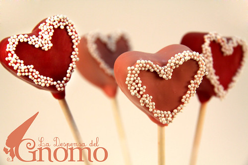 Cake Pops Valentines Ideas