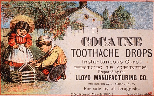 Cocaine Toothache Drops | by National Library of Medicine - History of Medicine