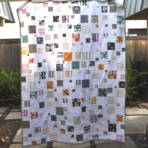 echo quilt front | by birdylegs