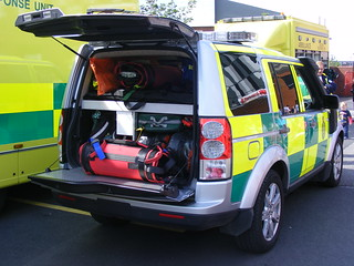1446 - NWAS - North West Ambulance Service - Land Rover Discovery - CN10 DUJ - HART | by Call the Cops 999