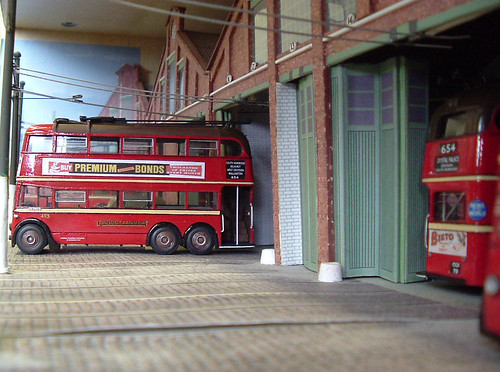 """Shorty"" B1 Trolleybus 