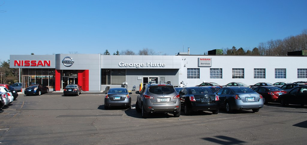 Delightful ... George Harte Nissan, West Haven, CT | By 63vwdriver