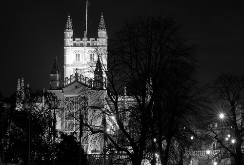 Bath Abbey At Night | by The Ross Project