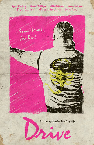 Drive Poster | by David Ryan Andersson