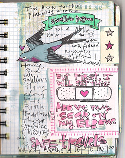 065/366 Art Journal Pages | by coreymarie♥com