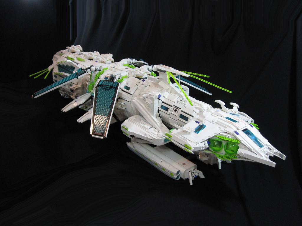 LEGO + Διάστημα! - Σελίδα 3 7074291929_cde013ba73_b