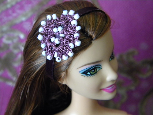 barbie headband | by istanbulldoll