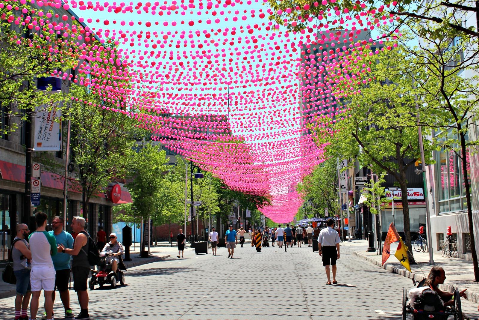 Montreal Le Village