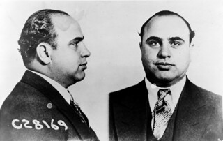Al Capone Mugshot | by Team Lane