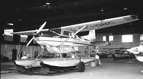 Cessna 185A  CF-ONC | by Bill Larkins