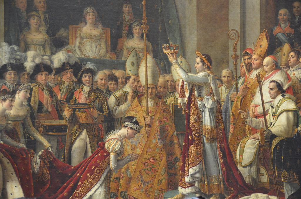 ナポレオン一世の戴冠式/ジャッ...