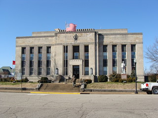 Obion County Court House---Union City, Tn.---NRHP | by bamaboy1941