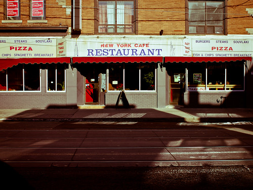 New York Cafe Restaurant | by Dominic Bugatto