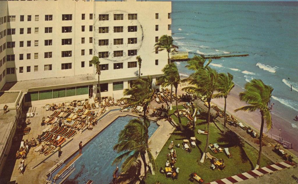 Caribbean Hotel - Miami Beach, Florida