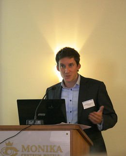 Lachlan Cameron from Energy Research Center of the Netherlands | by Plan Bothnia